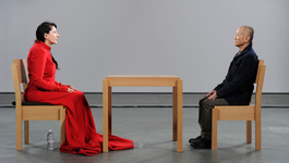 Close Up - Marina Abramovic: The Artist Is Present