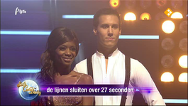 Strictly Come Dancing - Liveshow 2: De Uitslag