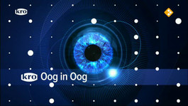 Oog In Oog - Hans Wiegel