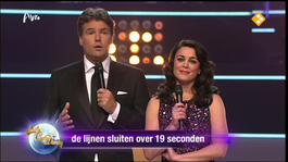 Strictly come dancing Liveshow 4: De uitslag