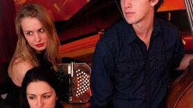 Live muziek - Roffa Tango Trio