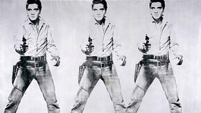 Tien gebergten: Andy Warhol