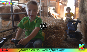 Sjouwen en Bouwen