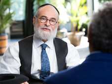 Kijken in de ziel: Religieuze Leiders