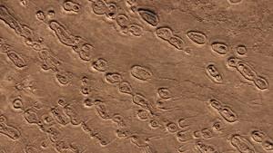 Hoe ziet Mars eruit van dichtbij?