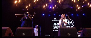 Maceo Parker Candy Dulfer North Sea Jazz 2017