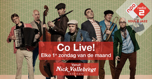Co Live! at Nick Vollebregt: Christine Wiltshire, The Junction, The Uppertunes & Amsterdam Klezmer B