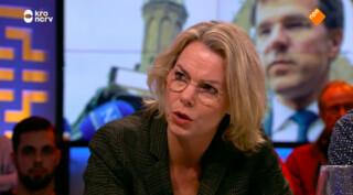 Annemarie Heite over het gasdebat in de Tweede Kamer