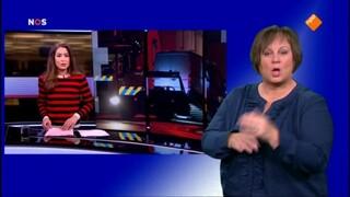 NOS Journaal met gebarentolk