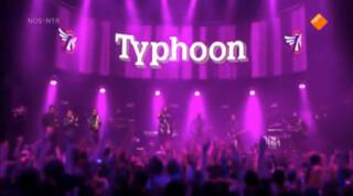 Noorderslag 2015: Typhoon