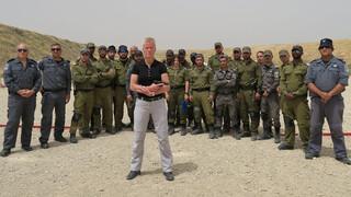 Ellie op Patrouille Armenië
