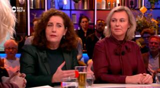 Ingrid van Engelshoven en Ingrid de Graaf over parttime-trend onder jonge vrouwen