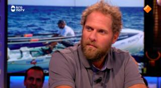 Oceaan-roeier Mark Slats vertelt over zijn kersverse wereldrecord