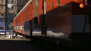 Rail Away Zwitserland: Disentis-Brig