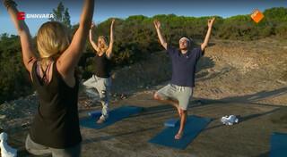 "Sahil: ""Ik dacht dat yoga super makkelijk was"""