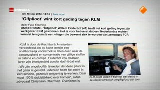 Gif in de cockpit: Het zwijgcontract