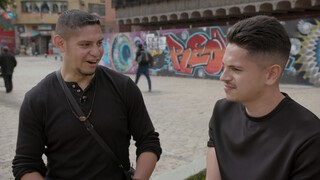 Samen op zoek naar familie in Colombia
