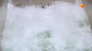 Kan Klaas een tsunami overleven?