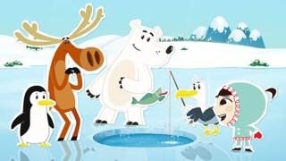 Inui - Blunder Krijgt Zwemles