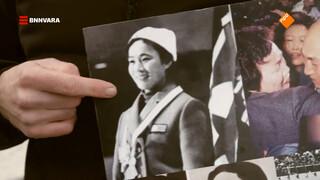 De eerste Noord-Koreaanse medaillewinnares