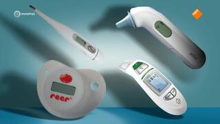 Welke thermometer is het meest betrouwbaar?
