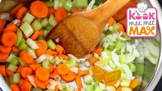 Kook mee met MAX Minestrone