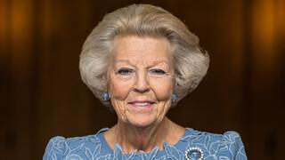 Blauw Bloed Prinses Beatrix 80 jaar