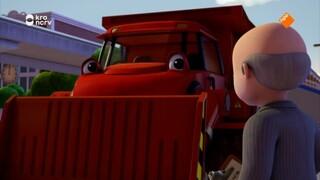 Bob de Bouwer Muck de chauffeur