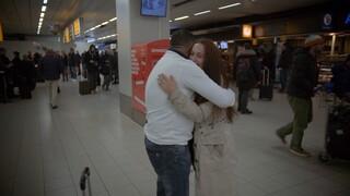 Tessa ziet haar vader na 18 jaar weer terug.