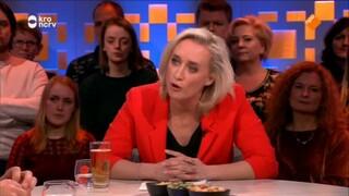 Joop van den Ende, Jan-Hein Kuijpers en Saskia Belleman, Els van der Helm