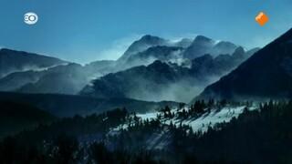 Het Wilde Westen Machtige bergen