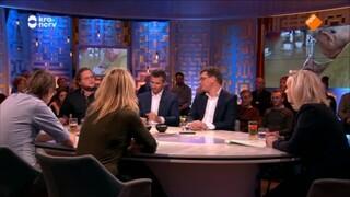 Jinek - Richard Krajicek, Diederik Jekel, Floortje Dessing, Joost Vulling
