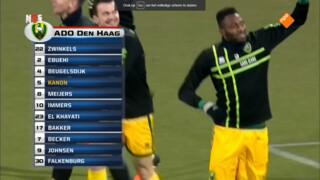 Samenvatting ADO Den Haag - Vitesse
