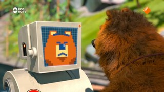 Grizzy En De Lemmingen - Nepbeer