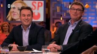 Jinek - Katja Schuurman, Bløf, Neal Petersen, Carien Kleibeuker Ea