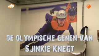 De Olympische genen van... Sjinkie Knegt