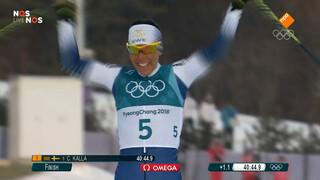 Eerste gouden medaille is voor Zweden