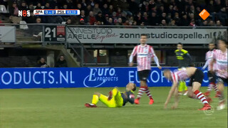 Samenvatting Sparta - PSV