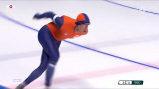 De gouden 5000 meter van Kramer