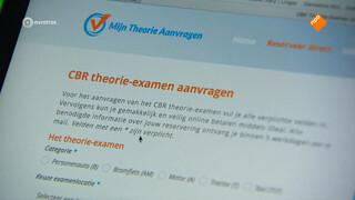 CBR: Pas op voor 'bemiddelingssites' bij aanvraag theorie-examen