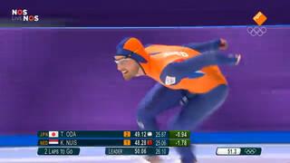 De gouden 1500 meter van Kjeld Nuis