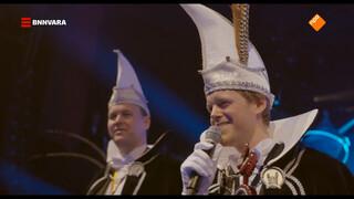 Lex wordt Prins Carnaval