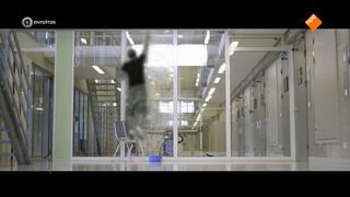 De grootste en modernste gevangenis van Nederland: Wennen of te ambitieus?