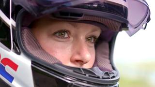 Jorien ter Mors: Scheuren op een racemonster