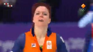Olympisch record Jorien ter Mors