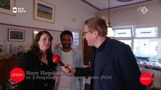 Politiek verslaggever Jaïr bezoekt het PGA in Asten voorheen PvdA