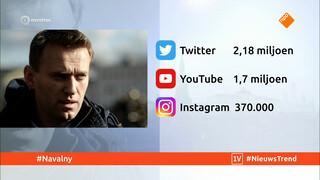 Rusland tikt Instagram op de vingers en verwijdert corruptieberichten oppositieleider Navalny