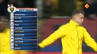 Samenvatting VVV Venlo - FC Groningen