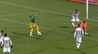 Samenvatting ADO Den Haag - Willem II