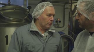 Hoe de fabrieken kwark maken